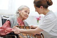 Pflege, Altenheim, Pflegedienst, Senioren