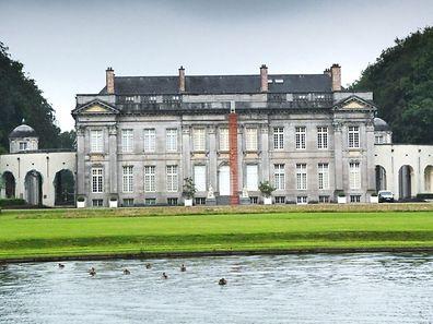 Das Chateau de Seneffe gehört heute dem belgischen Staat.