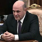 Putin designa para primeiro-ministro da Rússia o responsável pelos serviços de impostos