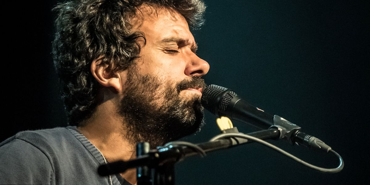 Miguel Araújo atua hoje no festival Atlântico