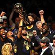 Les Warriors sont désormais la troisième équipe la plus titrée de l'histoire.