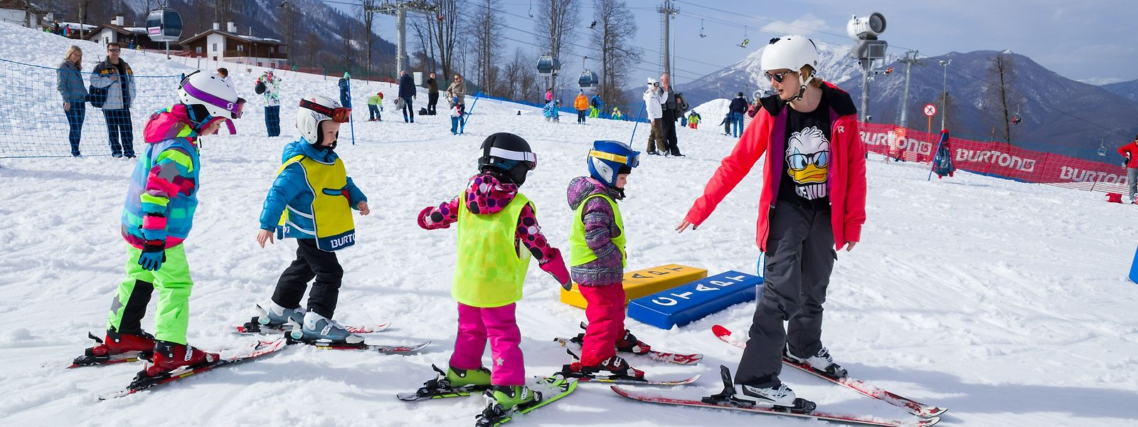 Les traditionnelles classes de ski sont bien entendu concernées par la mesure prise par le ministre de l'Éducation nationale