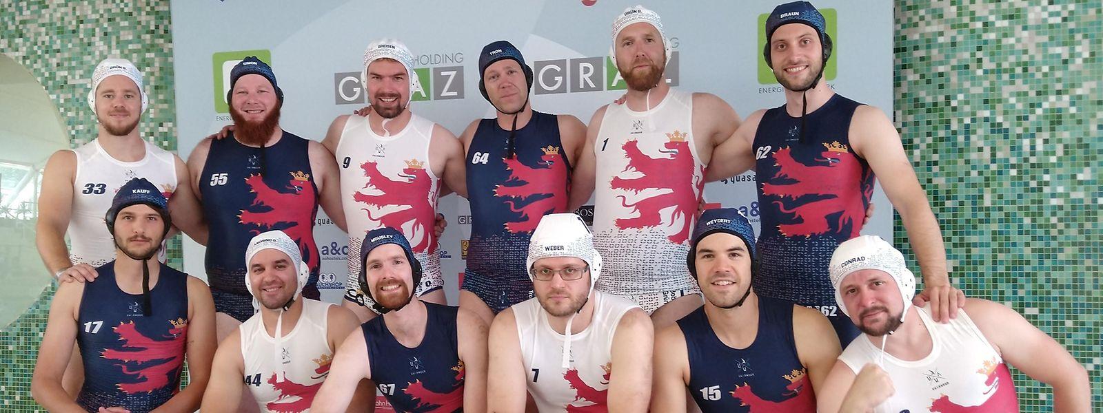 Für das Luxemburger Team um Bob Grün (oben, 2.v.r.) war die WM ein großes Erlebnis.