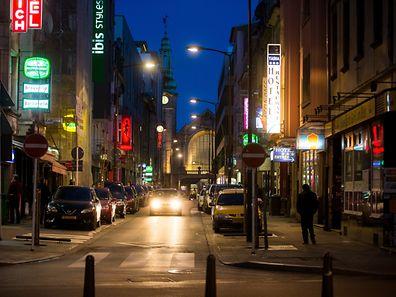 Prostitution,Strassenstrich,Quartier de la Gare,Foto:Gerry Huberty