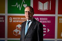 Robert Scharfe, CEO Bourse de Luxembourg - Foto: Pierre Matgé/Luxemburger Wort