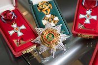 Report. , Firma Artec, Merscheid , Medaillenproduktion für Nationalfeiertag , Foto: Guy Jallay/Luxemburger Wort