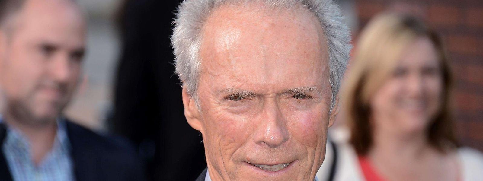 Clint Eastwood scheint zu den wenigen prominenten Trump-Fans zu zählen.