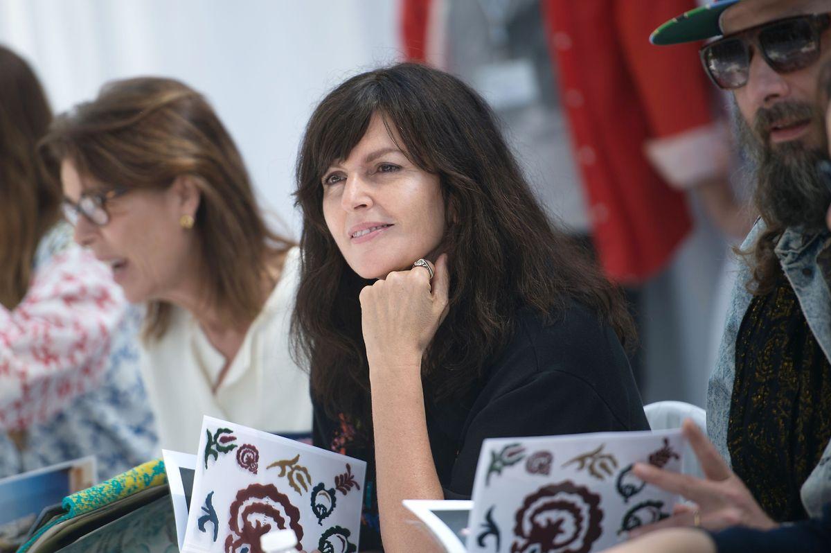 Virginie Viard é a nova diretora artística da casa Chanel.