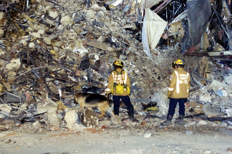 Seit Freitag kursieren im Internet neue Fotos der Terroranschläge am 11.September.