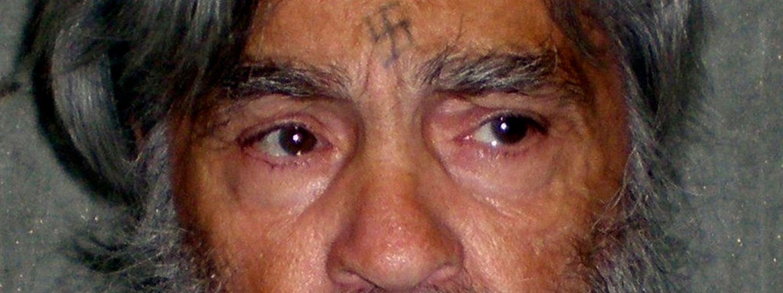 Charles Manson auf einem Foto aus dem Jahr 2011.