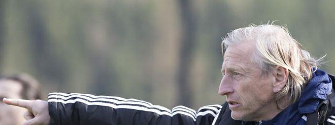 Carlo Weis wünschte sich für kommende Saison einige Neuzugänge.
