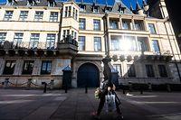 Lokales,Suivi Summer an der Stad.Palais Granducal ,Grossherzoglicher Palast.Foto: Gerry Huberty/Luxemburger Wort
