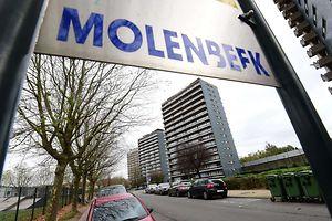 Le quartier de Molenbeek à Bruxelles, connu pour être une plaque tournante de l'islamisme radical