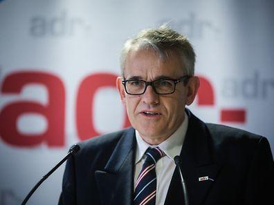 Jean Schoos ist seit 2013 Parteipräsident der ADR.
