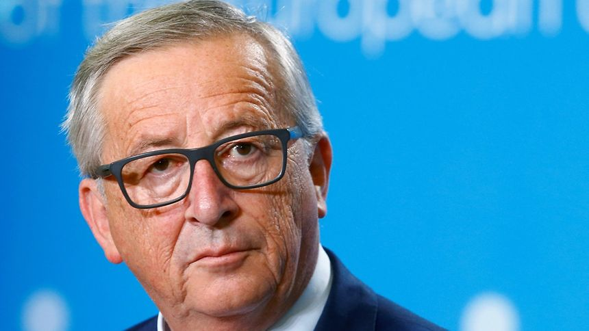 President of the EU Commission Jean-Claude Juncker.