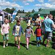 Das Naturparkfest bot vor allem Kindern die  Möglichkeit, eine aufregende Entdeckungstour zu unternehmen.