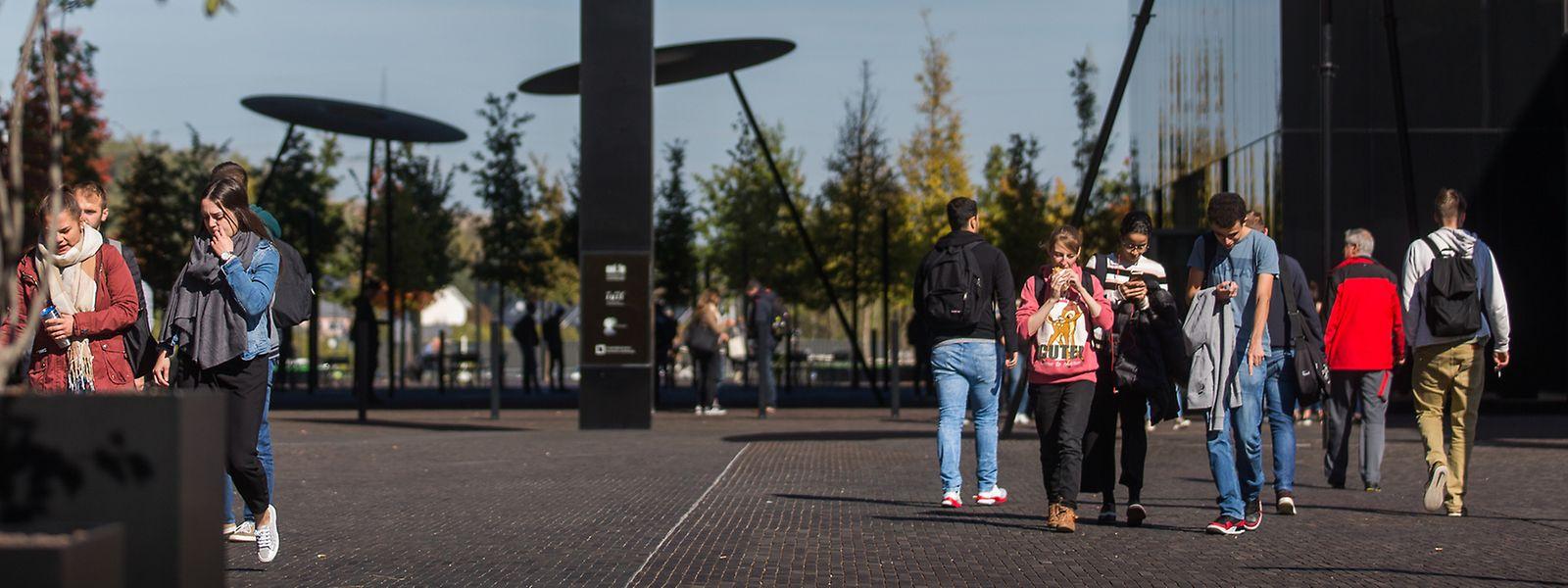 Neue Leute kennenlernen - das ist ein Hauptgrund für ein Erasmusstudium. In Pandemiezeiten eine Herausforderung.