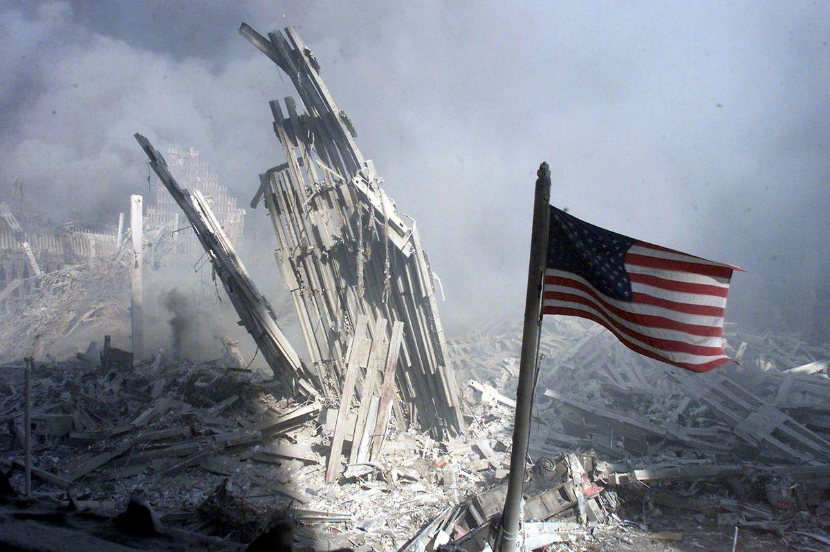 Schwer getroffene Weltmacht: Ein 585-Seiten-Bericht offenbart, wie unvorbereitet die USA auf Terroranschläge waren.