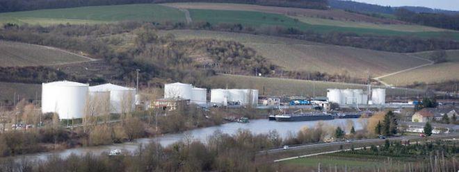 Die Kapazität des Tanklagers soll um 90.000 Kubikmeter Erdöl erhöht werden.