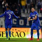 Liga dos Campeões. FC Porto perde em Roma