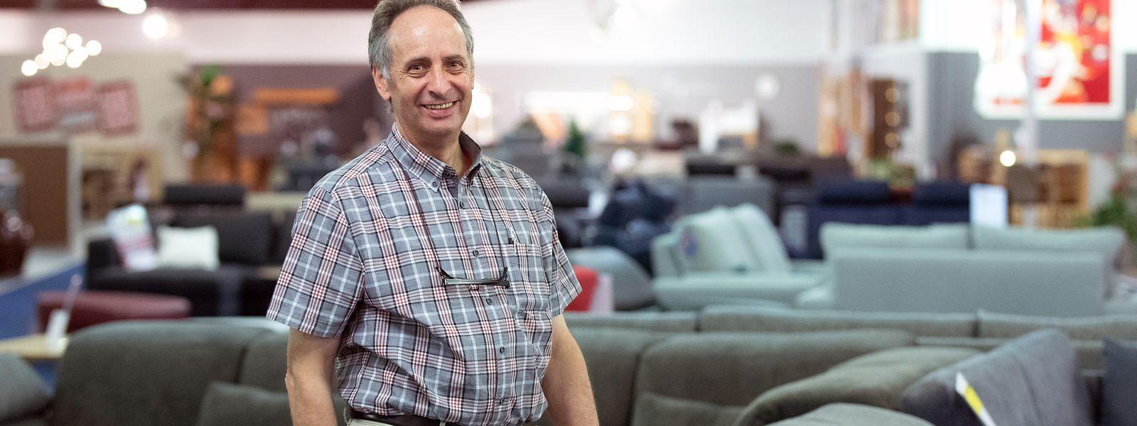 Inhaber Marc Scheer geht in Rente. Seiner Tochter hat er geraten, das Geschäft nicht zu übernehmen.