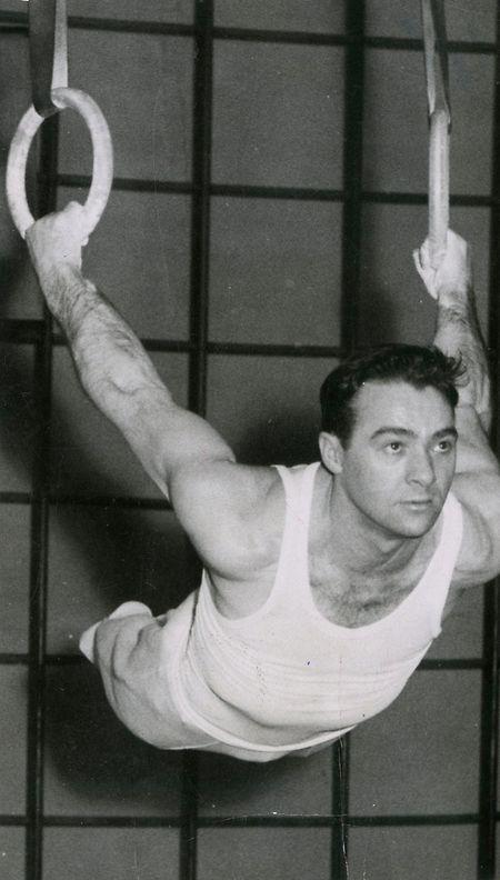 Josy Stoffel dominierte das Turnen in Luxemburg während vieler Jahre.