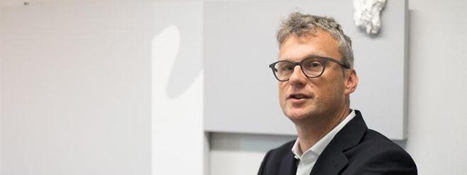 Marc Hostert est devenu président du Cercle artistique de Luxembourg en 2016.