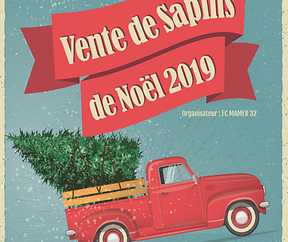 Vente de Sapins de Noël 2019