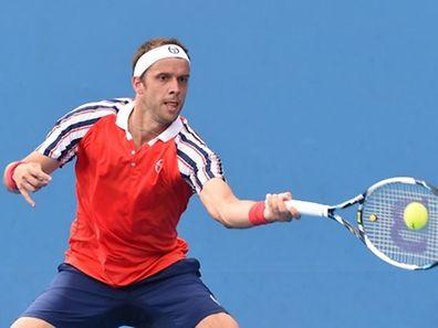 Gilles Muller s'apprête à défier la montagne Djokovic au 2e tour.