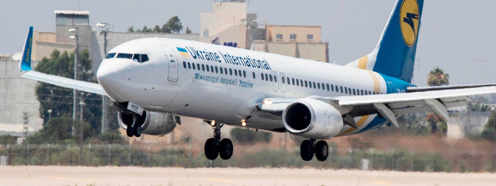 C'est un Boeing 737-3E7 de ce type qui s'est écrasé dans la banlieue de Téhéran.