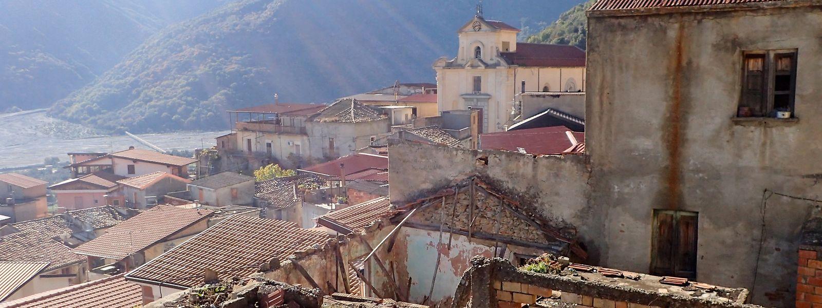 San Luca ist, zusammen mit der Camorra-Hochburg Casal del Principe bei Neapel, in der italienischen Wahrnehmung das Mafia-Kaff schlechthin.