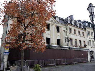 Für das heruntergekommene ehemalige Hotel könnte sich schon bald ein Käufer finden.