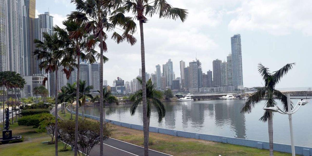 Unter Palmen: Luxemburger Kunden sind seit einigen Jahren in Panama seltener geworden.