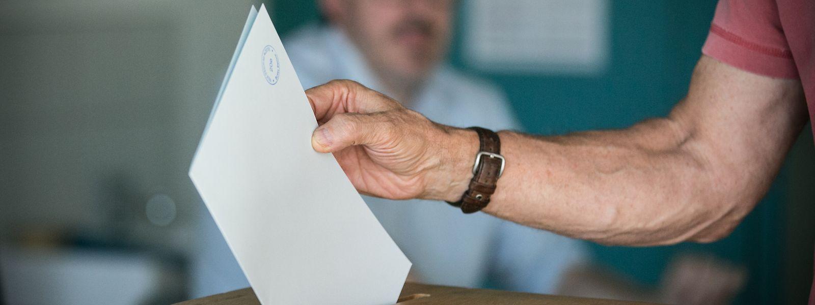 Die Senkung des Wahlalters in Luxemburg wurde 2015 bei einem Referendum abgelehnt.