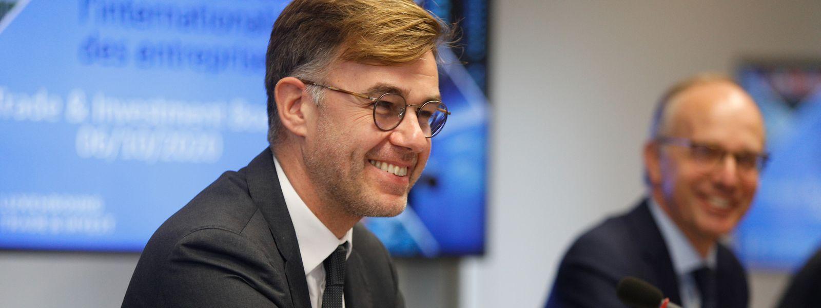 Le ministre de l'Economie a annoncé l'ouverture du premier «Luxembourg Trade & Investment Office» en Afrique.