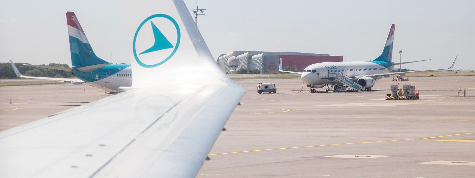 Alle Starts finden statt - der Flughafen wird wieder stabil mit Treibstoff versorgt.