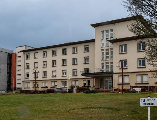 The nursing home in Niederkorn where 67 residents were infected with Covid