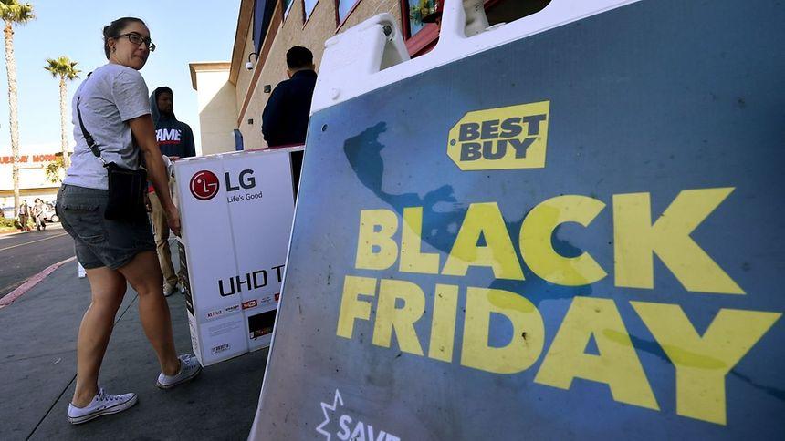 «Le Black Friday ne va pas être aussi intense que dans le passé».