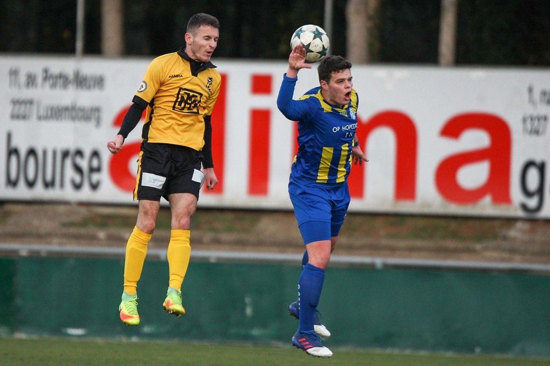 Avenir Beggen - FC Belval Belvaux 1-0