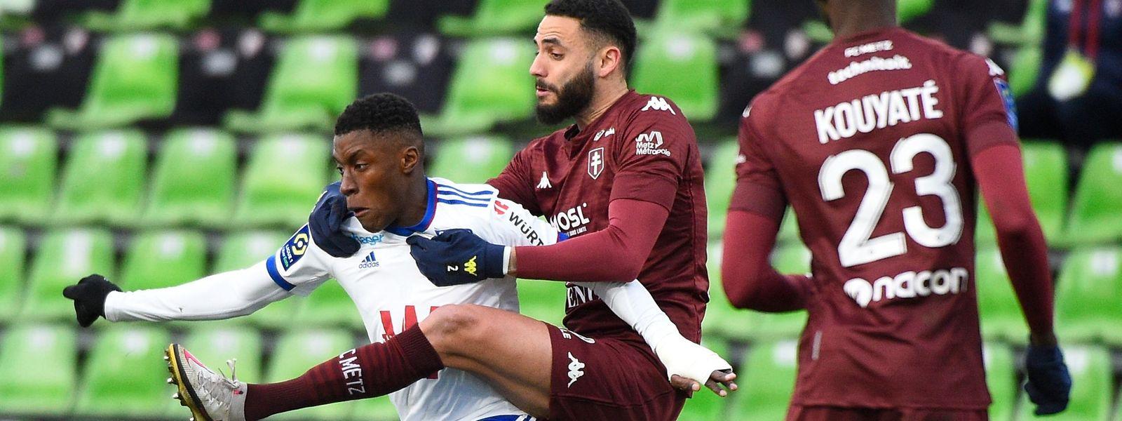 Dimanche, les Grenats se rendent à Nice pour le compte de la 26e journée de Ligue 1.