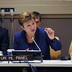 """Líder do FMI alerta para """"abrandamento sincronizado"""" da economia mundial"""