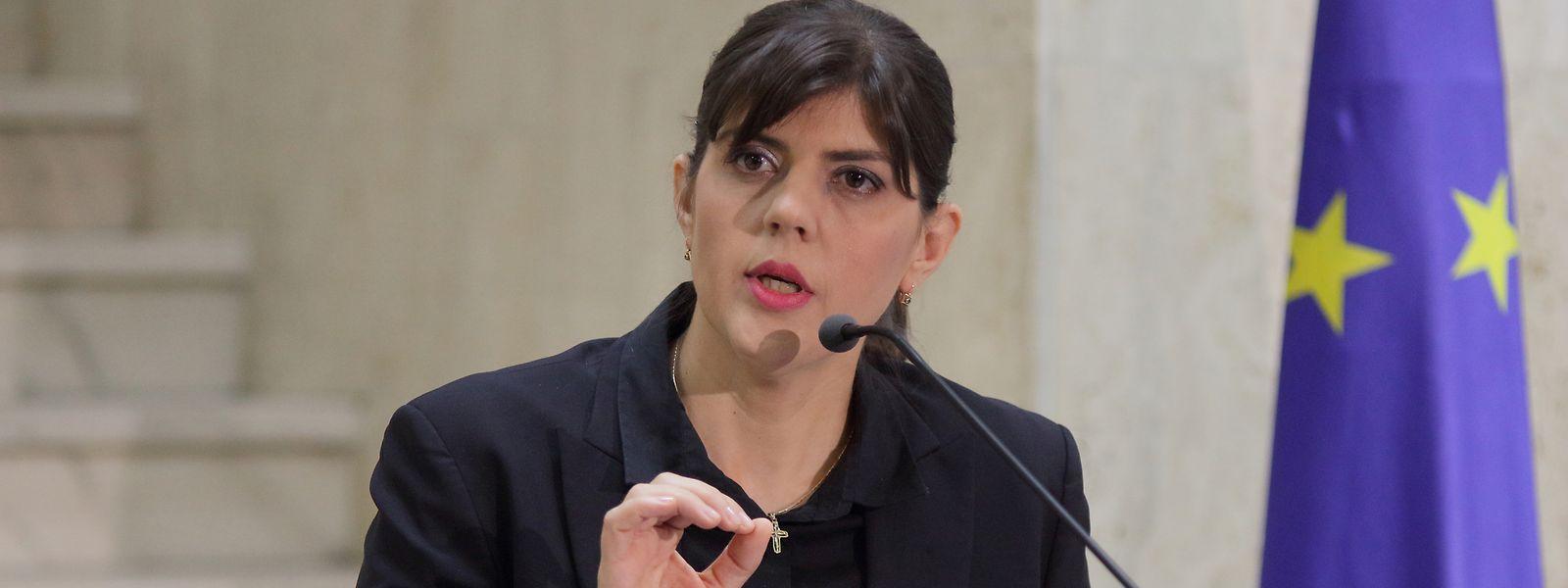 La procureure Laura Codruta Kovesi a déjà des bâtons dans les roues avant d'être installée.