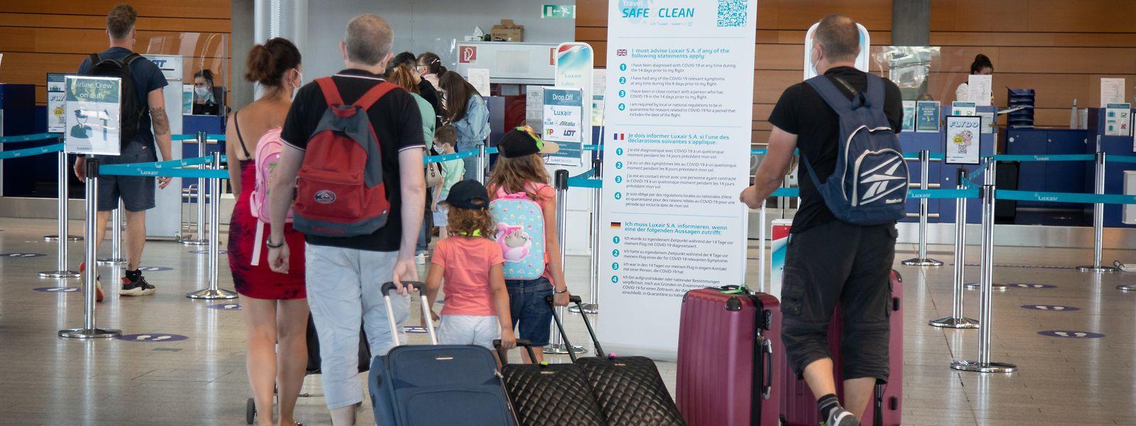 La reprise de onze liaisons par Ryanair pourrait faire revenir les voyageurs au Findel.