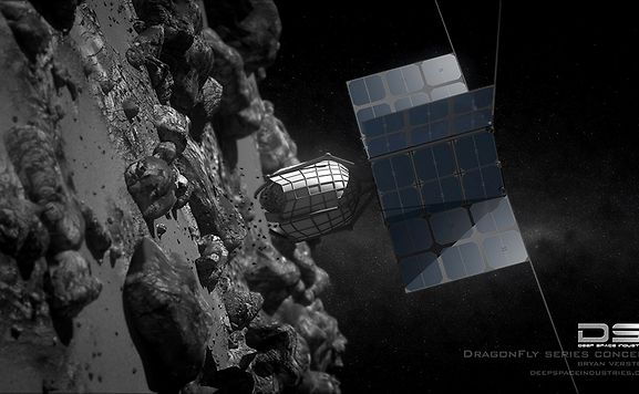 It may sound like something from a sci-fi movie but Luxembourg's joint-venture to mine asteroids is about to get very real.