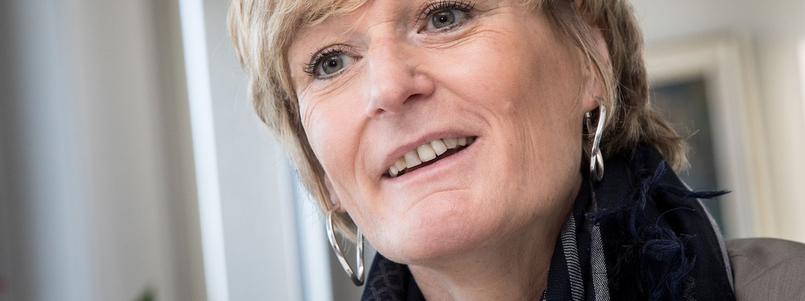Francine Closener  soll für Marc Angel ins Parlament nachrücken, wenn Angel ins EU-Parlament wechselt.