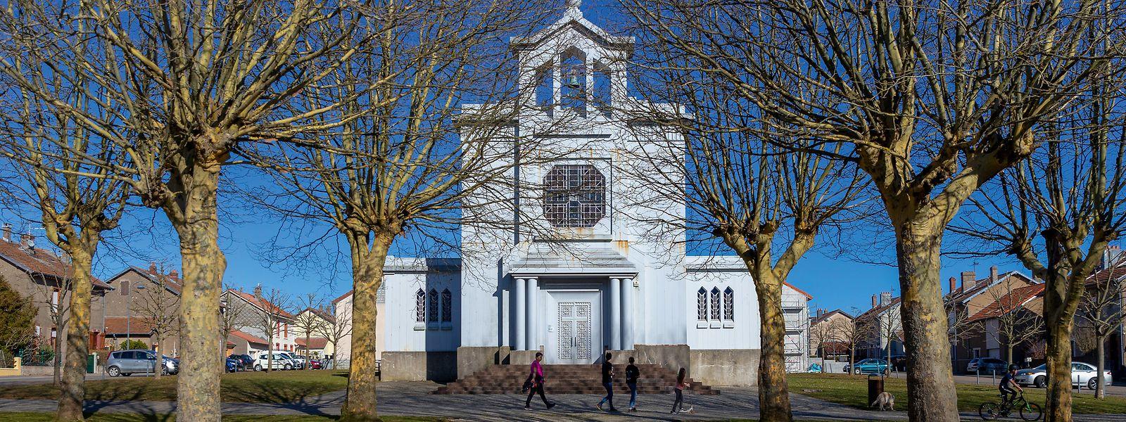 En 2015, le diocèse avait vendu l'église Sainte-Barbe pour 250.000 euros
