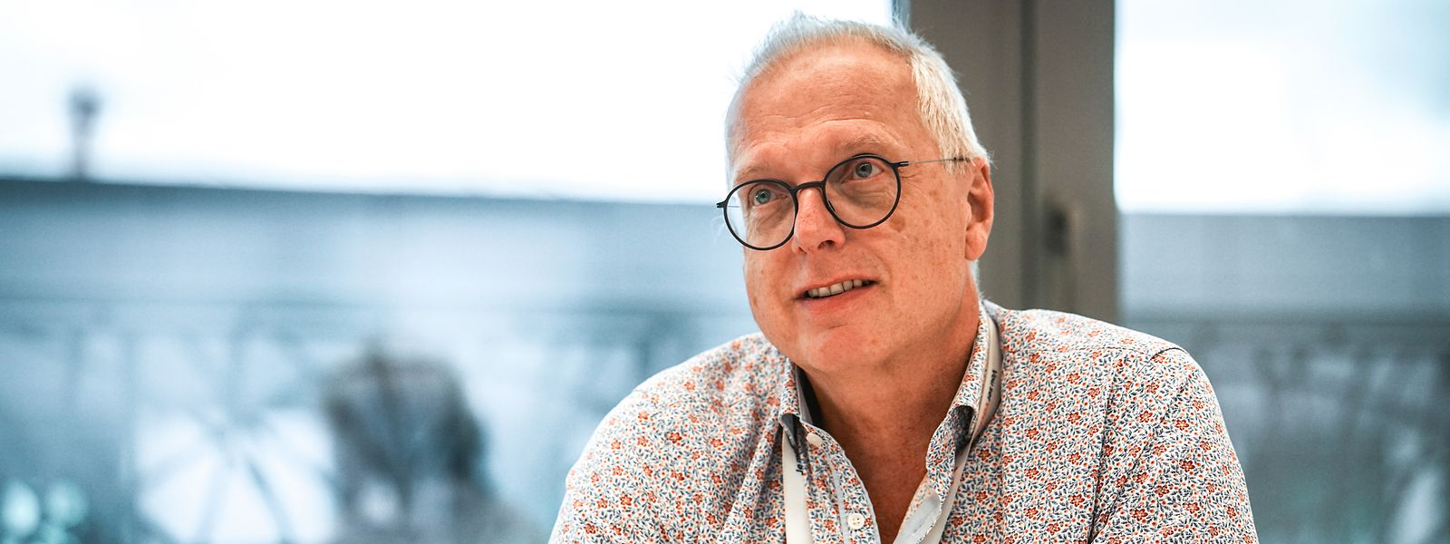 Le Dr Jean-Claude Schmit, directeur de la Santé depuis 2016 et spécialiste des maladies infectieuses.