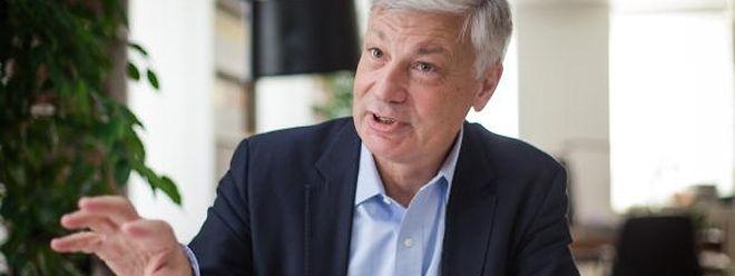 Der CSV-Spitzenkandidat Claude Wiseler will die nächsten Wahlen möglichst deutlich gewinnen.