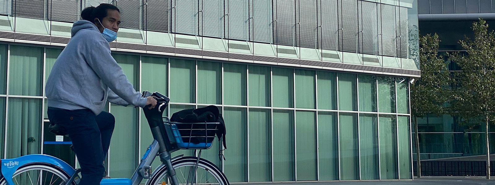 Seit Beginn der Pandemie haben immer mehr Menschen in Luxemburg die Freude am Radfahren entdeckt – und sie beanspruchen nun den öffentlichen Raum für sich.