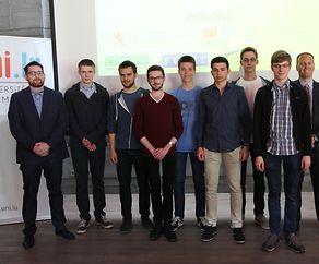 5 Nachwuchsphysiker vertreten Luxemburg bei der internationalen Physikolympiade